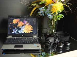 Photo Editing flowers 300x223 - How to Win the Main Prize on a Photography Contest?