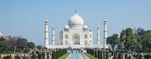 Taj Mahal 300x118 - 4 Places Around the World Where It's Forbidden to Take Photos
