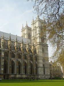 Westminster Abbey. London 222x300 - 4 Places Around the World Where It's Forbidden to Take Photos